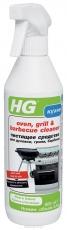 HG 138050161 Чистящее средство для духовки, гриля, барбекю 0,5л Рекомендуем для чистки