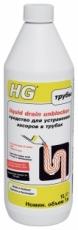 HG 139100161 Средство для устранения засоров в трубах 1л Рекомендуем для чистки