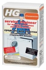 HG 248020161 Средство для очистки посудомоечных и стиральных машин 0,162 л Рекомендуем для чистки
